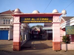 Gerbang YPP AL-ITTIHAD